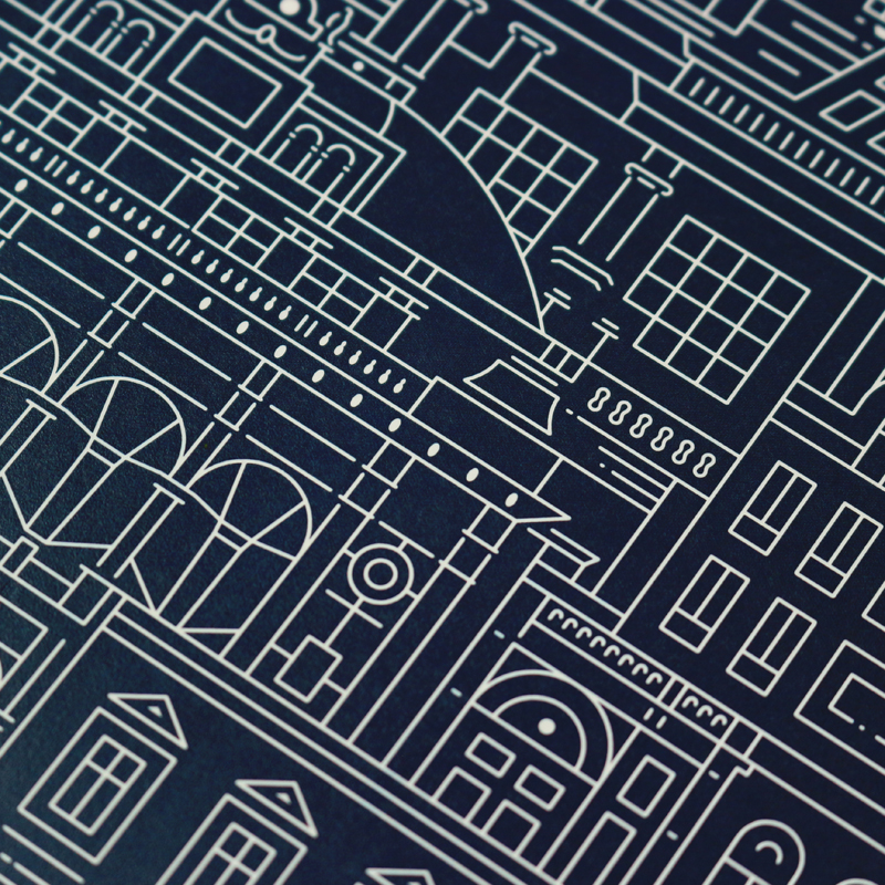 Blueprints the city works vienna blueprint close up by the city works malvernweather Image collections